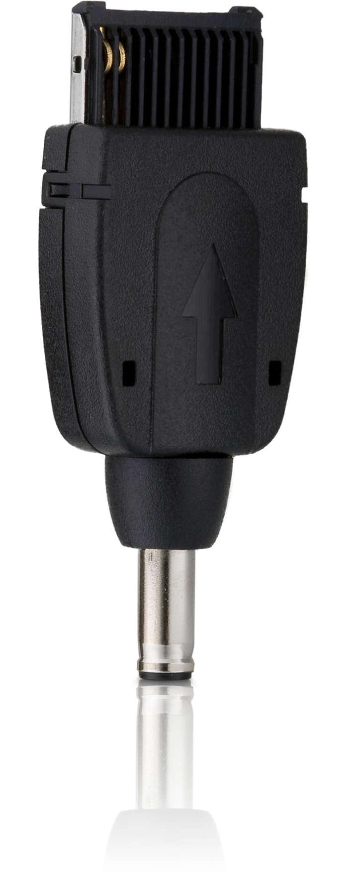 Connector tip for Siemens phones (c)