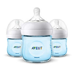 Avent Biberon naturel