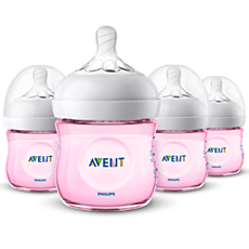 SCF010/48 Philips Avent Natural baby bottle