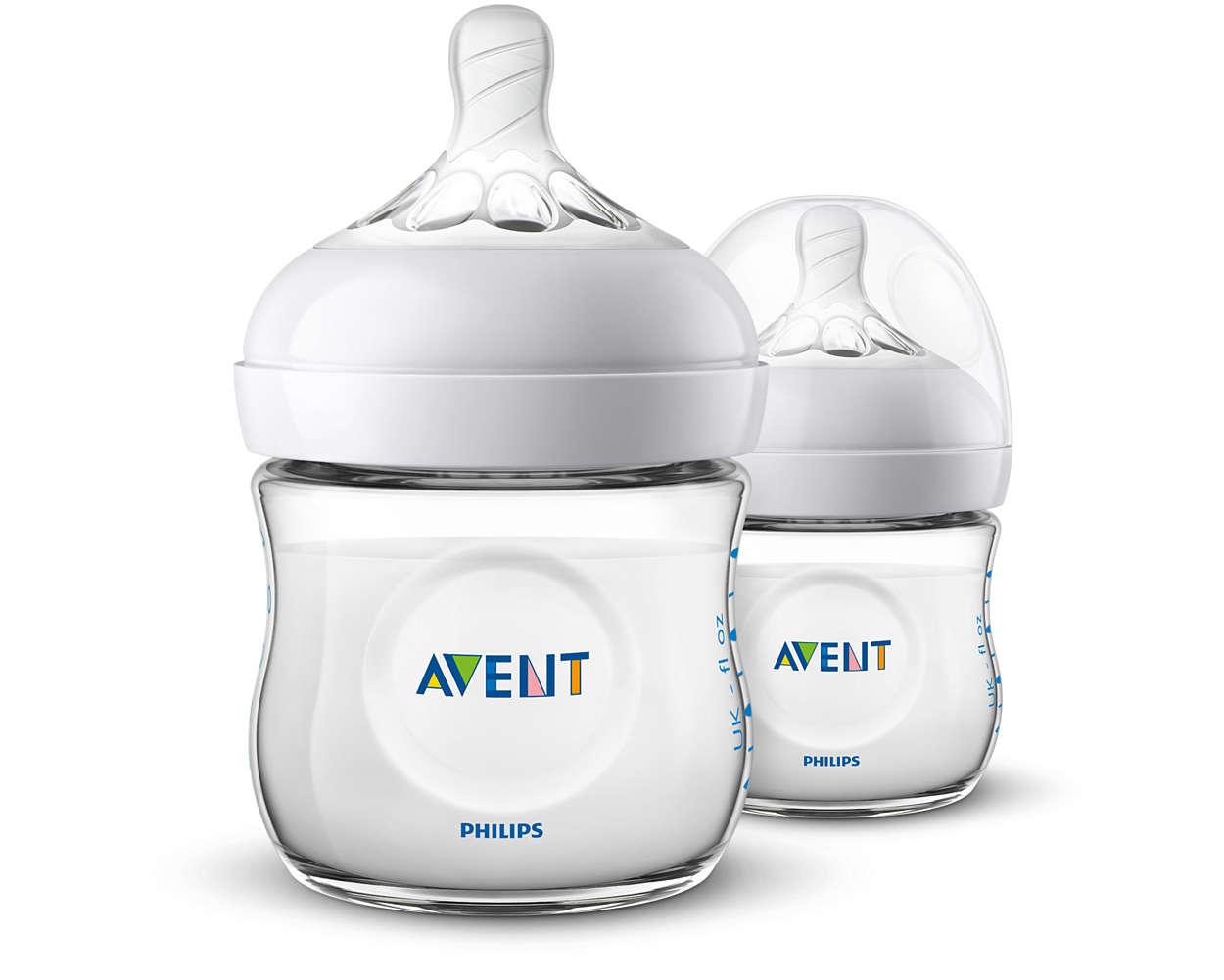 Idéal pour l'allaitement mixte