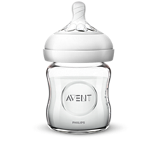 SCF051/17 - Philips Avent  Szklana butelka dla niemowląt Natural