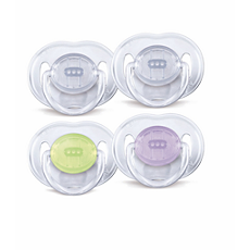 SCF124/01 Philips Avent Classic pacifier
