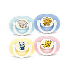 Avent Fashion Soothers