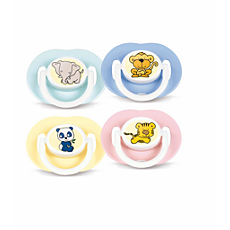 SCF125/12 Philips AVENT Fashion Pacifiers