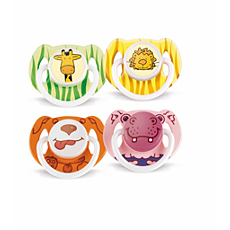 SCF129/12 - Philips Avent  Fashion Pacifiers