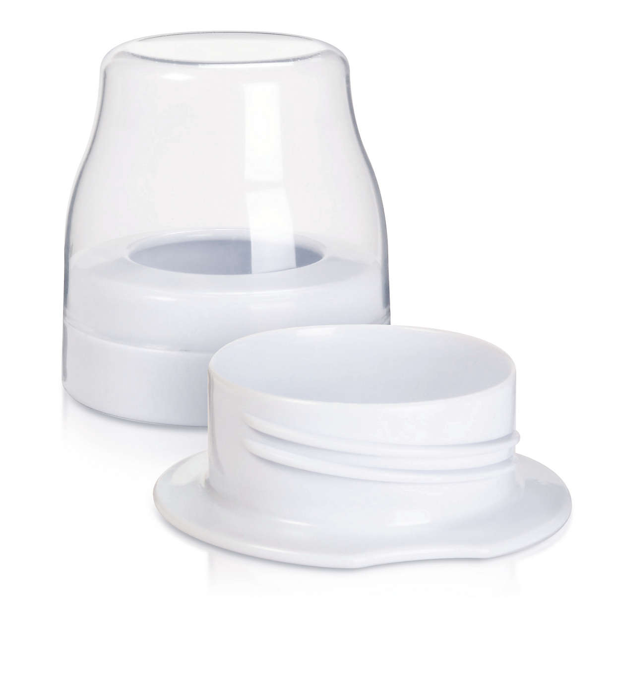 Keeps AVENT teats sterile for up to 24 hours