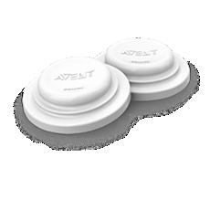SCF143/06 - Philips Avent  Discos selladores para mamaderas