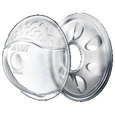 SCF157/08 Avent Comfort breast shell set