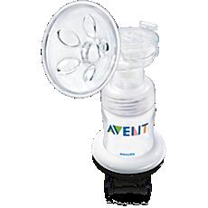 SCF166/01  Kit d'expression simple pour tire-lait