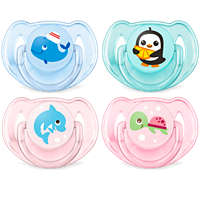 For essential comfort 6-18m Classic pacifier
