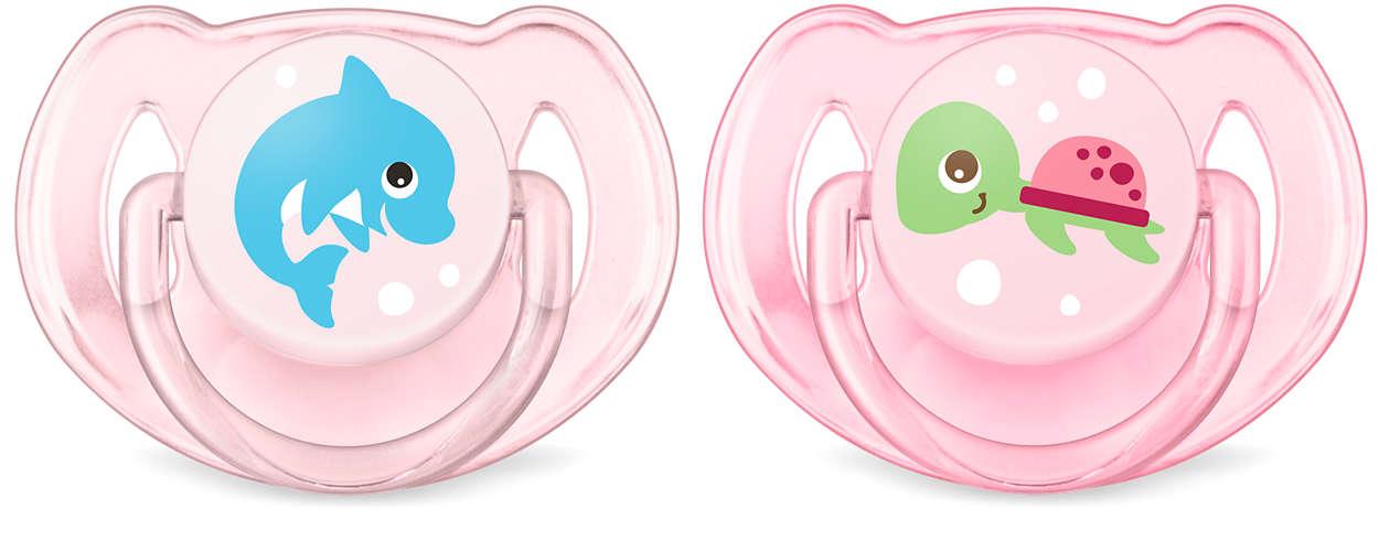 Concepută pentru nevoile zilnice de liniştire ale bebeluşului