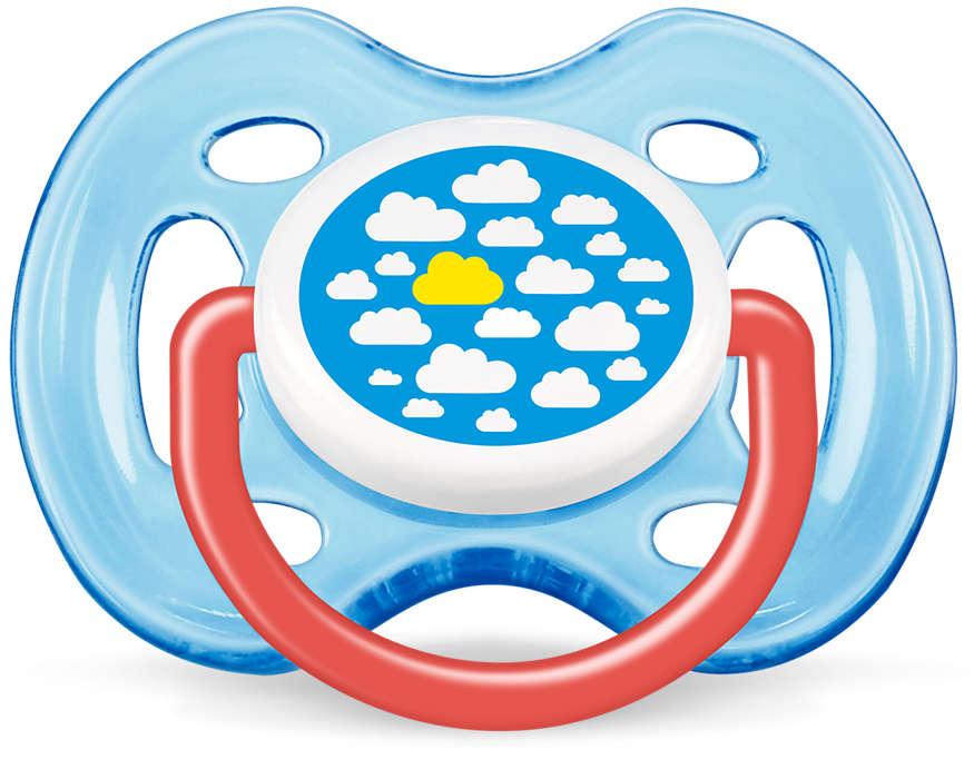Dodatni protok zraka za bebinu kožu