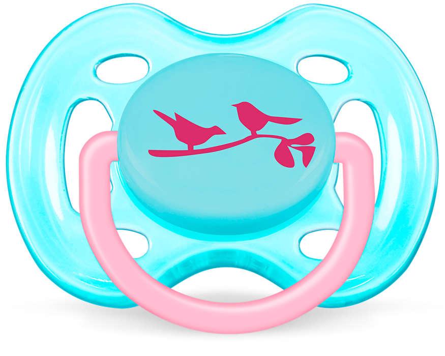 Aireación extra para la piel del bebé