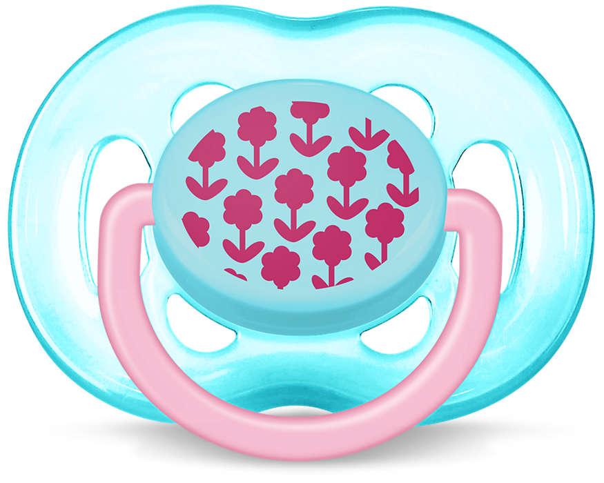 Más flujo de aire para la piel del bebé