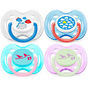 Avent Freeflow soothers
