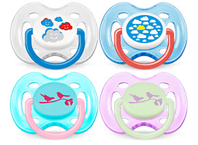 Philips AVENT Classic Pacifiers SCF172 18 0-6m Orthodontic BPA-Free