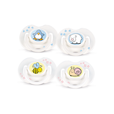 SCF172/20 Philips Avent Fashion Pacifiers