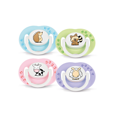 SCF172/21 - Philips Avent  Fashion Pacifiers