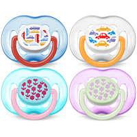 6-18 m Orthodontisch en BPA-vrij Freeflow-fopspenen