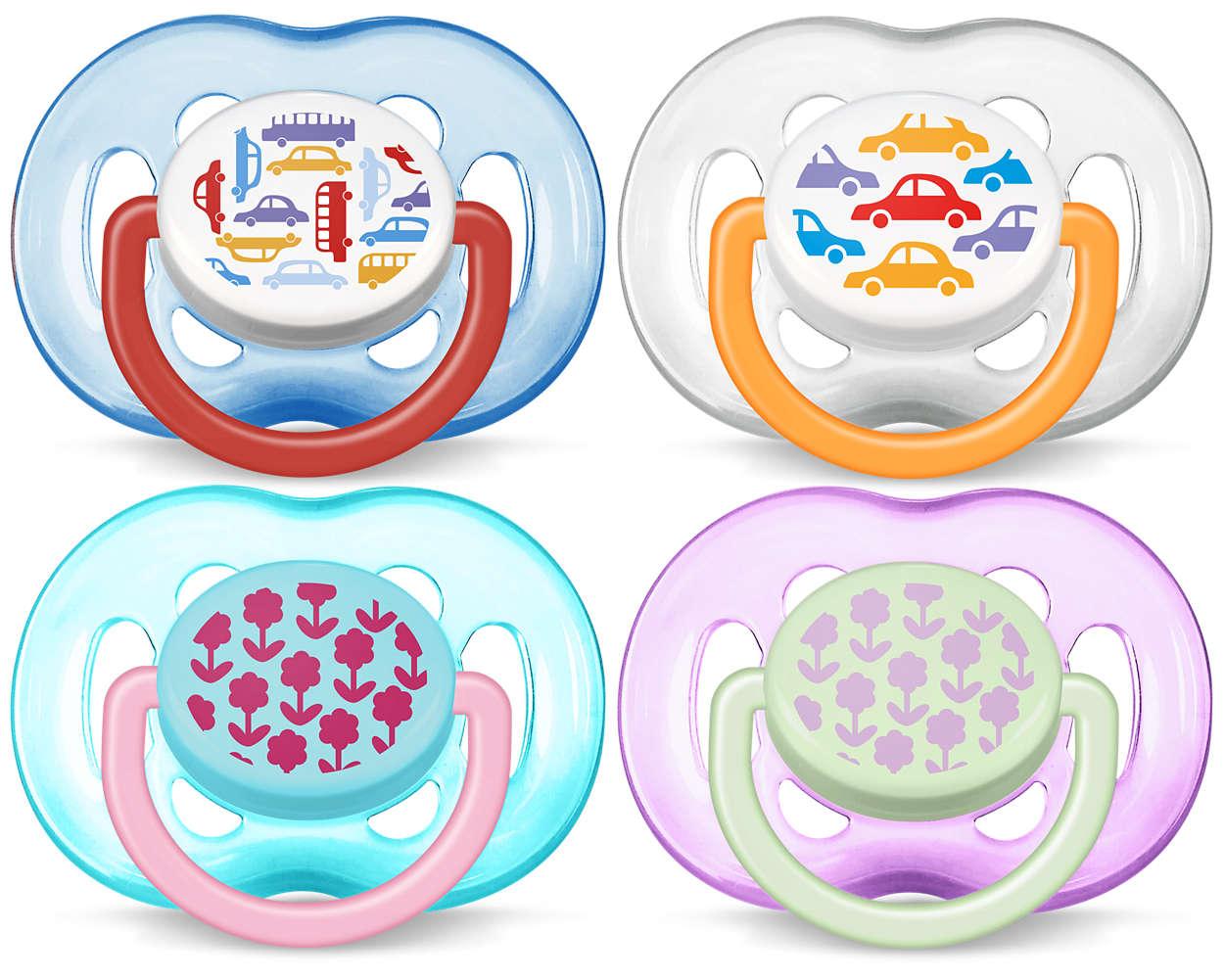 Bebeğinizin cildi için ekstra hava akışı