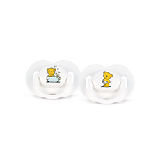 SCF174/20 - Philips Avent  Bear Pacifiers