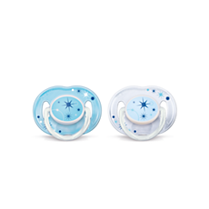 SCF176/21 Philips Avent Night-Time Soothers