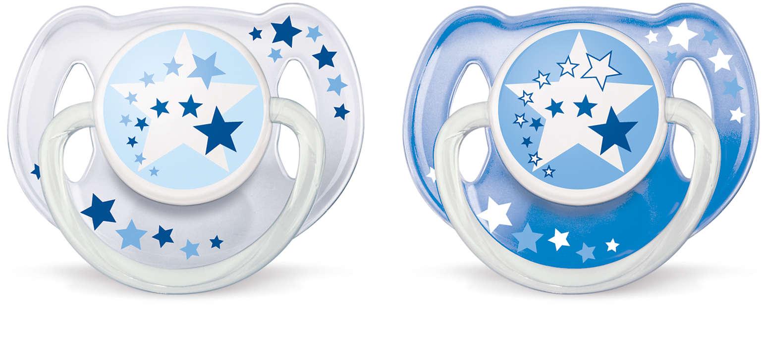 Apaisez facilement votre bébé au moment du coucher