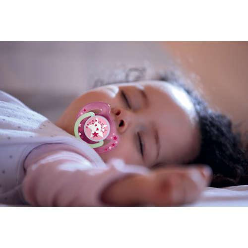 Avent Suzetă de noapte