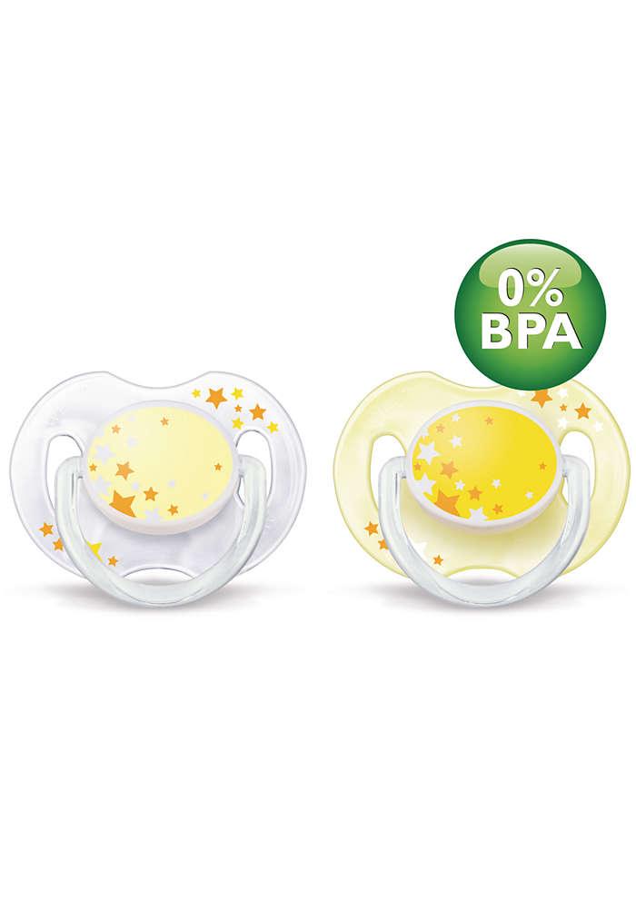 Karanlıkta parlar BPA içermez