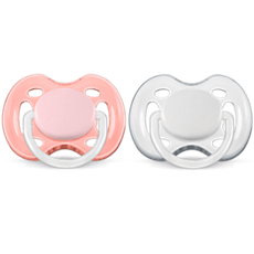 SCF178/26 - Philips Avent  Freeflow pacifiers