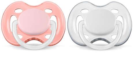 Anatomiset Freeflow-tutit, 0–6 kk, eivät sisällä BPA:ta