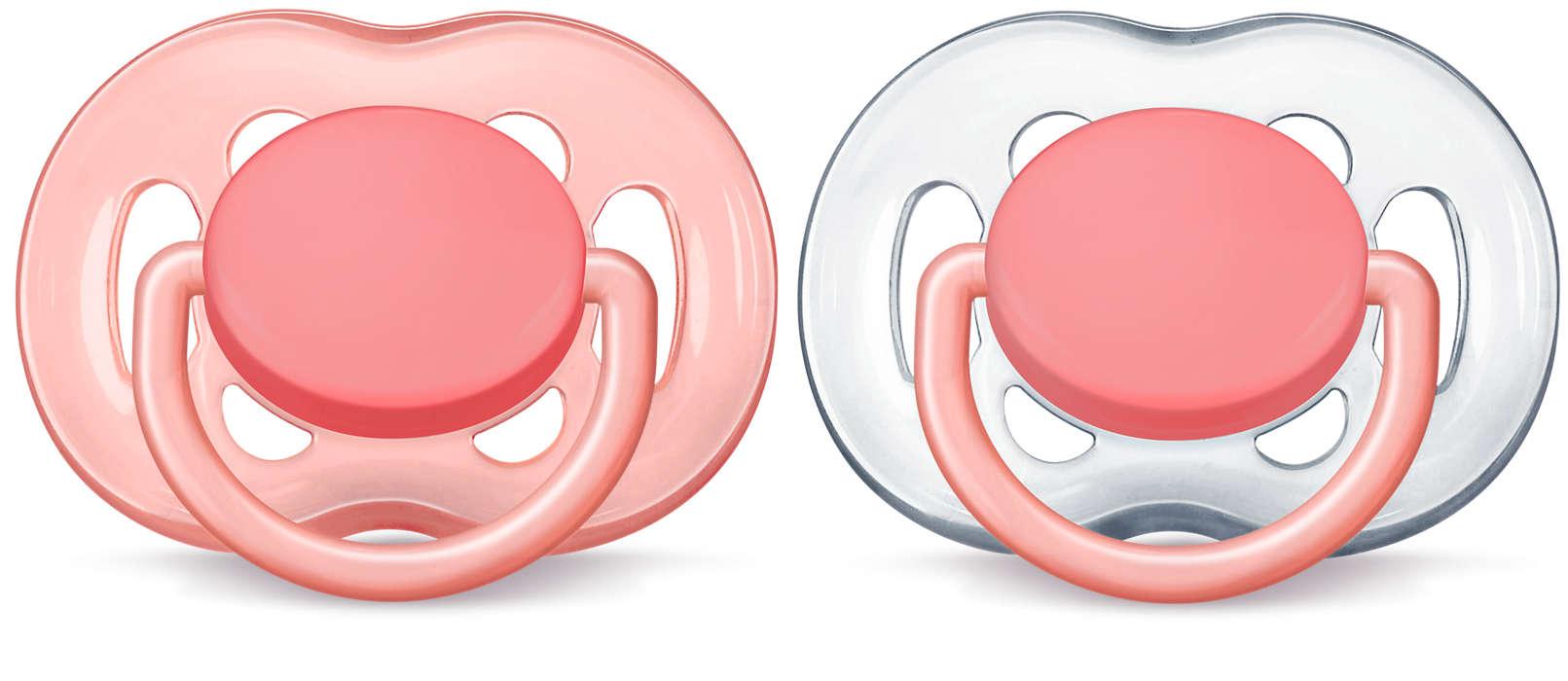 Maximale Luftzirkulation für Babyhaut