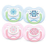 Avent Contemporary Freeflow Soother