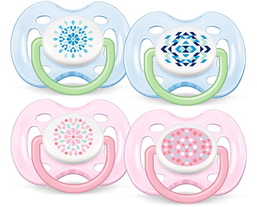 Ventilación extra para la piel del bebé