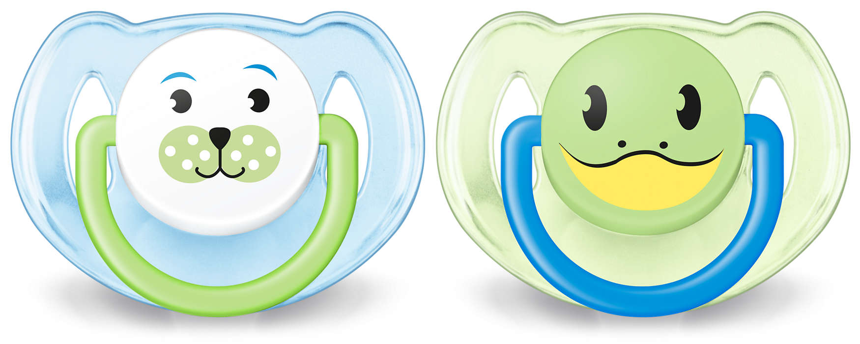 Kiefergerecht auf Babys Mund abgestimmt