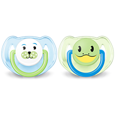 SCF182/14 Philips Avent Classic pacifier 6-18m, 2 pack