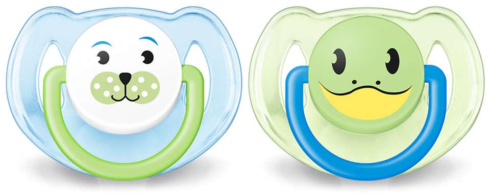 Dizajnirana za svakodnevne bebine potrebe za umirivanjem