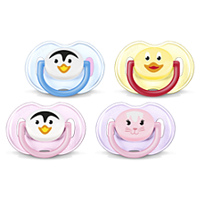 SCF182/23 Philips AVENT Classic Soothers