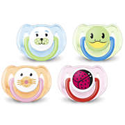 Avent Animal Pacifiers