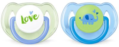 Philips Avent Classic Walmart Pacifier 6-18m