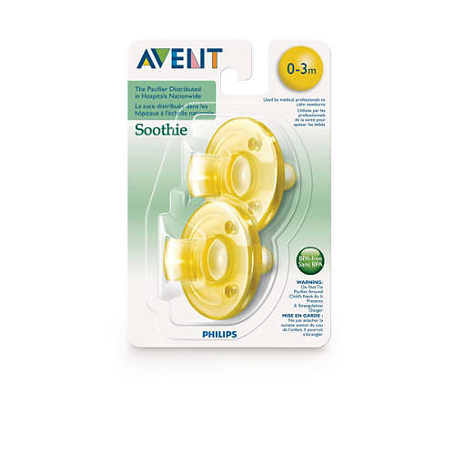 Avent Soothie pacifier