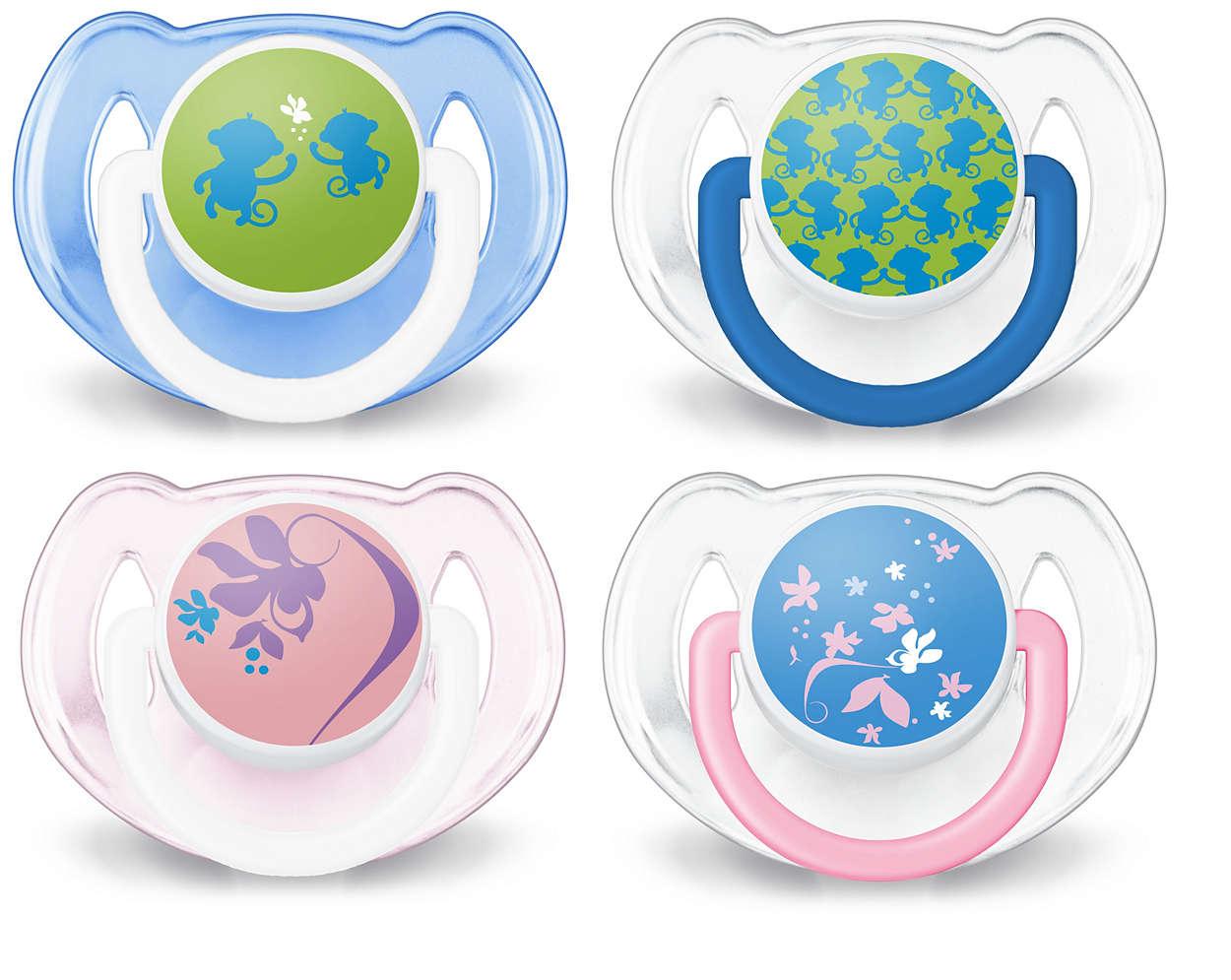 Voor de dagelijkse kalmeringsbehoeften van je baby