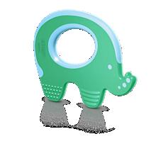 SCF199/00 - Philips Avent  Beißring Elefant