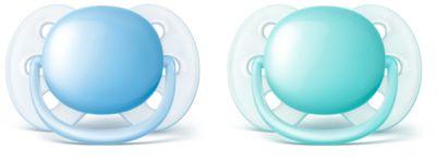 Buy Ultrablød og fleksibel, 0-6m, ultra soft-sutSCF212/20 online   Philips Shop