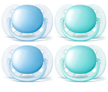 Philips Avent Ultra Soft Pacifier SCF212/40