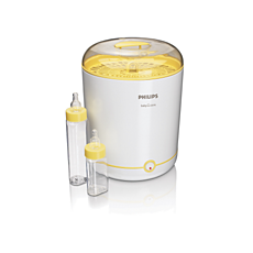SCF225/10  Elektrický parní sterilizátor