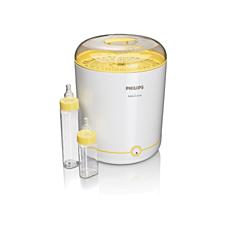SCF225/10 -    Elektrinis garų sterilizatorius