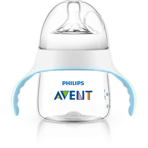 Avent Zuigfles/trainerset