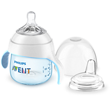 SCF251/01 - Philips Avent  Bottle to Cup Trainer Kit