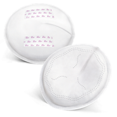 SCF253/20 - Philips Avent  Protectores mamarios desechables
